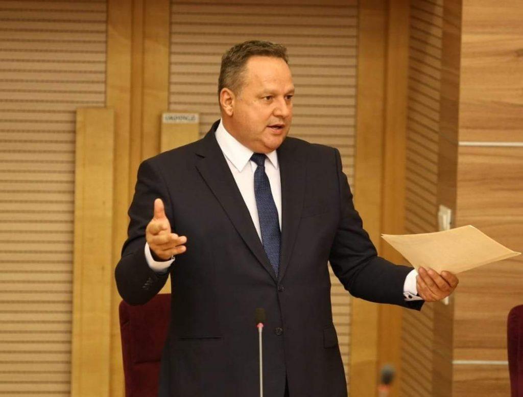 Mesajul președintelui Consiliului Județean Călărași, Vasile Iliuță la  sfârșit de 2018