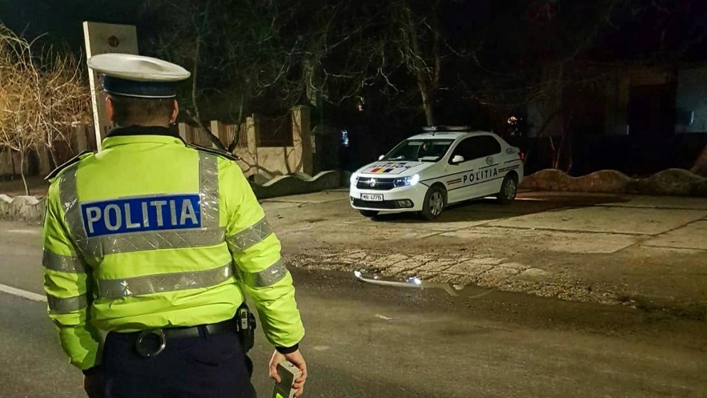Patru persoane prinse în flagrant, 31 conducători auto fără permis