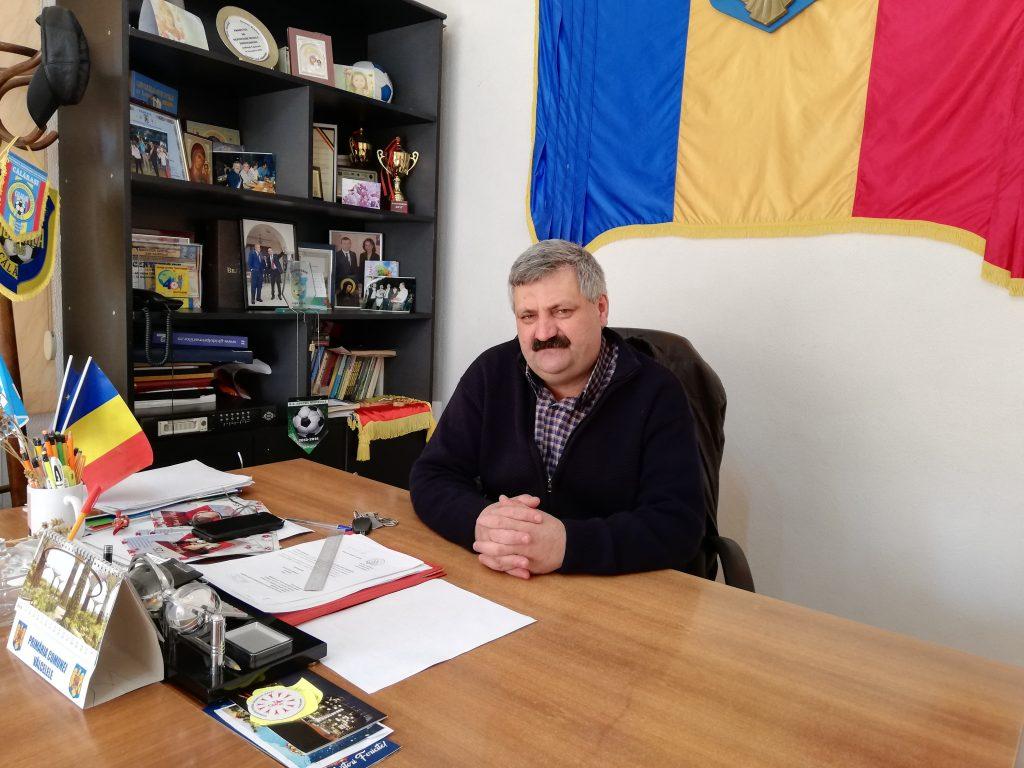 Nelu Tatu, primarul localității Vîlcelele vorbește despre ambițiile anului 2019 pentru dezvoltarea comunei