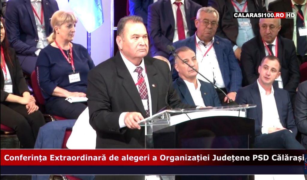 Video | Primarul comunei Roseți, Nicolae Rîjnoveanu, despre tensiunile și problemele din PSD Călărași