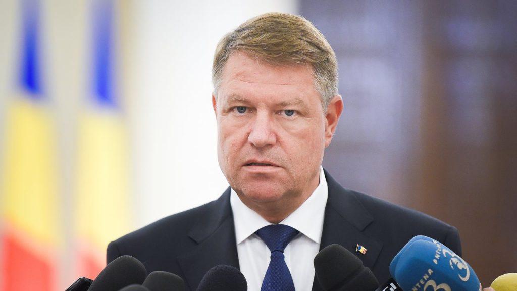Klaus Iohannis a anunţat că va convoca referendum pe justiţie pe 26 mai