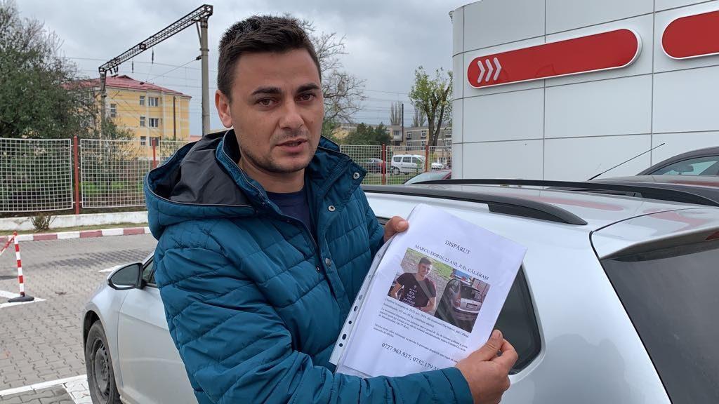 Apel urgent pentru găsirea lui Dorin Marcu, un băiat dispărut de 5 zile în condiţii bizare